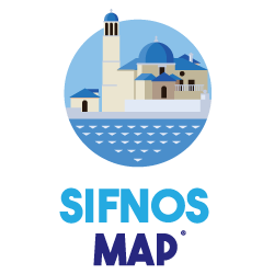 Sifnos Map – by MasterFold S.A Λογότυπο